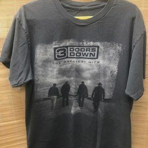 Other - 3 Doors Down T-Shirt Greatest Hits 2014 Tour